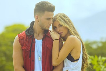 "Gustavo Elis y Corina Smith estrenan video de ""Novios"""