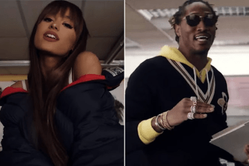 "Ariana Grande estrena video de ""Everyday"" junto a Future. Cusica plus"