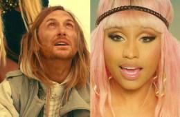 David Guetta estrena tema con Nicki Minaj y Lil Wayne. Cusica plus