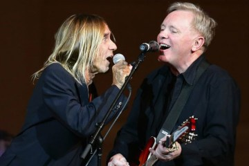 Iggy Pop y New Order comparten escenario. Cusica plus