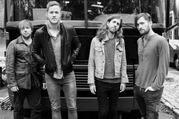 "Mira ""Believer"" nuevo video de Imagine Dragons . Cusica plus"