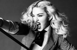 Madonna critica el guion de su película biográfica