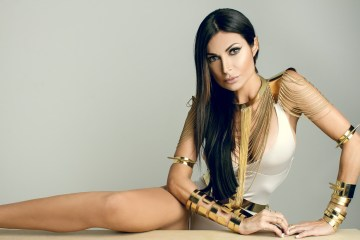 Caterina Valentino compone canción a Venezuela