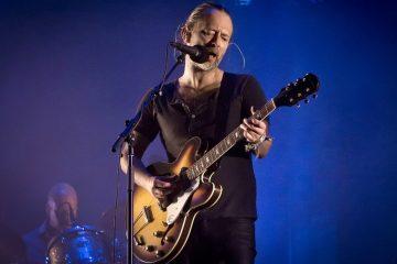 """Radiohead interpreta """"Where I End and You Begin"""" después de 9 años. Cusica plus"""