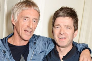 Paul Weller y Noel Gallagher escriben una posible canción para James Bond. Cusica plus.