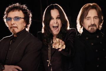 Black Sabbath estrenará el documental The End Of The End sobre su ultimo concierto.