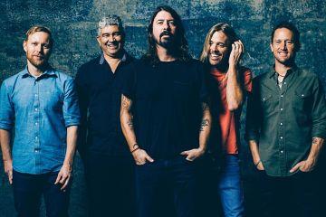 Boys II Men aparecerá en el nuevo disco de Foo Fighters. Cusica plus.