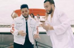 Escucha a The Weeknd en el nuevo sencillo de French Montana. Cusica plus.