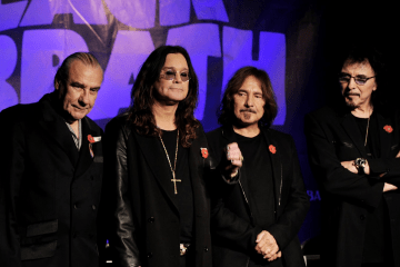 Black Sabbath presenta otro adelanto de 'The End Of The End'. Cusica Plus.