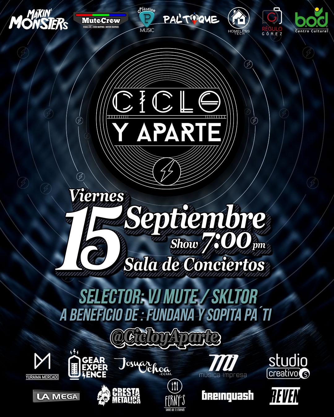 Ciclo y Aparte-Cusica-Plus