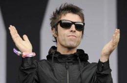 Liam Gallagher interrumpió su set de Lollapalooza. Liam Gallagher.
