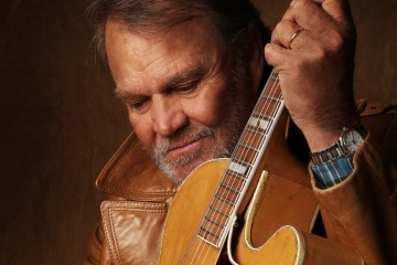 Glen Campbell's Adiós comes out June