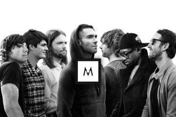 """Maroon 5 olvidó las guitarras en su nuevo sencillo """"What Lovers Do"""". Cusica plus."""