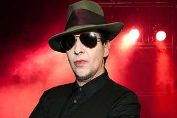 Ten miedo: Marilyn Manson sabe donde vives. Cusica Plus.