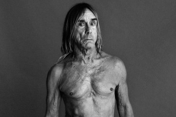 Robert Pattinson protagoniza el nuevo video de Iggy Pop. Cusica Plus.
