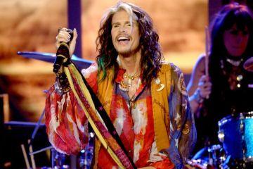 Aerosmith se ve forzado a cancelar parte de su tour de despedida en latinoamérica por salud de Steven Tyler. Cusica plus.