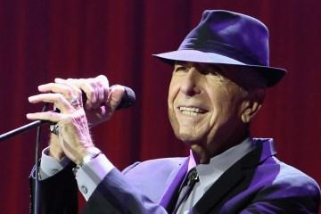 Lana Del Rey, Elvis Costello, Sting y entre otros tocarán en concierto tributo a Leonard Cohen. Cusica plus.