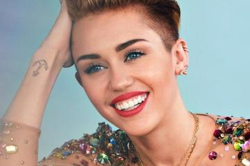 Miley Cyrus nos presenta su nueva faceta con 'Younger Now'. Cusica Plus.