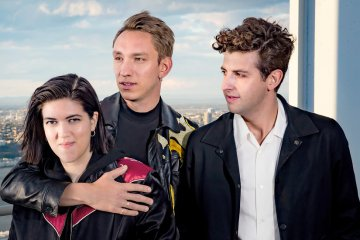 "Disfruta de The XX versionando ""My Love"" de Justin Timberlake. Cusica plus."