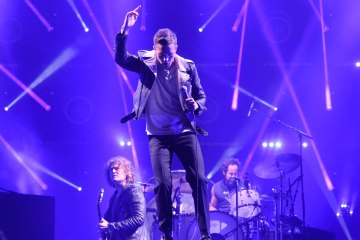 The Killers llega al primer lugar de Billboard gracias a sus ventas, no al streaming. Cusica Plus.