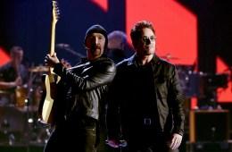 U2 donará los ingresos de sus conciertos en México para construir refugios. cusica plus.