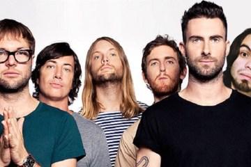 Sientate a esperar por el viejo Maroon 5 con el nuevo sencillo de la banda. Cusica Plus.