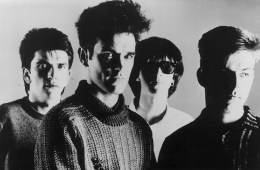 Escucha el demo de un tema inédito de The Smiths. Cusica Plus.