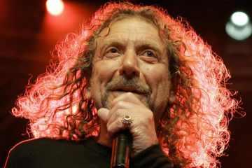 Robert Plant publica su nuevo disco 'Carry Fire' en servicios de Streaming. Cusica Plus.