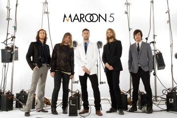 Ya puedes escuchar el nuevo disco de Maroon 5. Cusica Plus.
