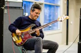 Juan Alderete de The Mars Volta es el nuevo bajista de Marylin Manson. Cusica Plus.