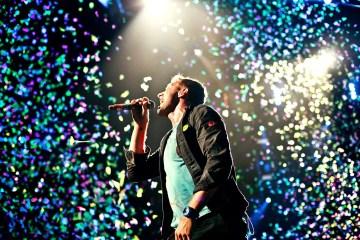 "Escucha a Coldplay tocando ""Música Ligera"" en Argentina. Cusica Plus."