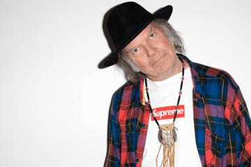 Neil Young compartirá toda su discografía gratuitamente. Cusica Plus.