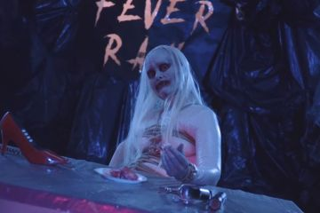 Fever Ray comparte el segundo video de su nuevo disco. cusica plus.