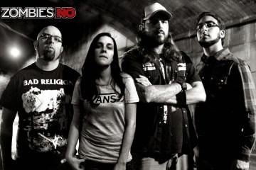 Zombies No le pone fecha de lanzamiento a su nuevo disco. Cusica Plus.