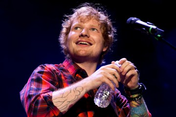 Ed Sheeran celebra la navidad versionando a The Pogues. Cusica Plus.