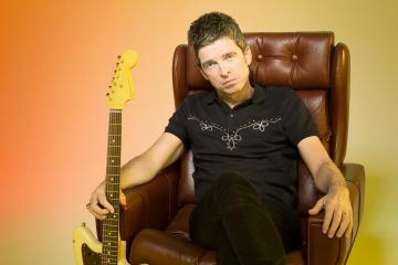 Noel Gallagher dice que Oasis no hara lo mismo que Guns N' Roses. Cusica Plus.