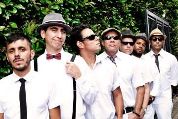 Desorden Público celebra sus 33 años con concierto en Teatro Amador de Panamá. Cusica Plus.