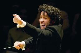 Gustavo Dudamel debutó en el Teatro Real de Madrid. Cusica Plus.