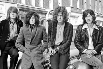 Led Zeppelin reeditará su primer disco en vivo en Estados Unidos. Cusica Plus.