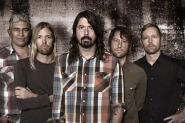 Los Foo Fighters se presentaran en los Brit Awards. Cusica Plus.