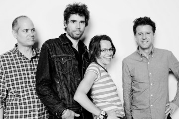 Superchunk comparte su explosivo nuevo disco 'What A Time To Be Alive'. Cusica Plus.
