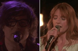 Florence + the Machine, Ryan Adams y Alicia Keys se presentaron en The Voice. Cusica plus.