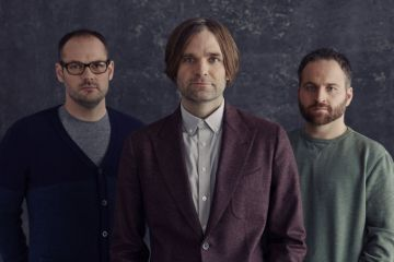 'Thank You For Today' de Death Cab For Cutie llegará en Agosto. Cusica Plus.