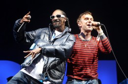 Gorillaz & Snoop Dogg