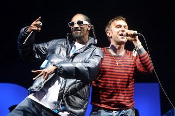Gorillaz & Snoop Dogg