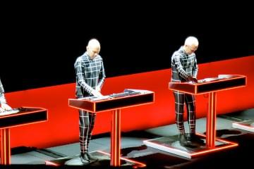 Kraftwerk lleva su música a la estación espacial internacional. Cusica-Plus.