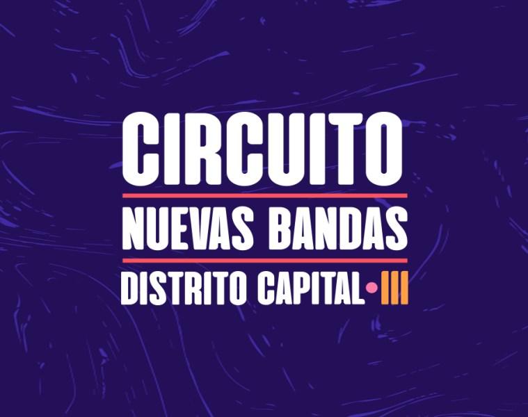 A que suena el Nuevas Bandas: Circuito Tres Distrito Capital. Cusica plus
