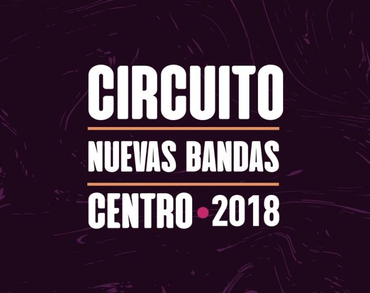 A que suena el Nuevas Bandas: Circuito Centro. Cusica Plus.