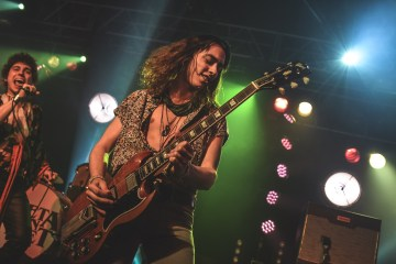 "Greta Van Fleet estrena video para ""When The Curtain Falls"". Cusica Plus."
