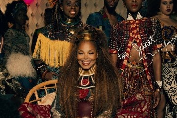 "Janet Jackson y Daddy Yankee se unieron en el nuevo tema ""Made For Now"". Cusica Plus."